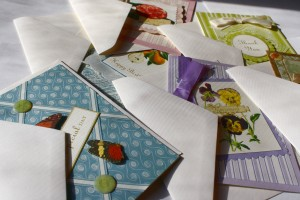 Hand Made Greeting Cards - Free High Resolution Photo
