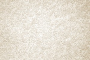 Ivory Colored Terry Cloth Texture - Free High Resolution Photo