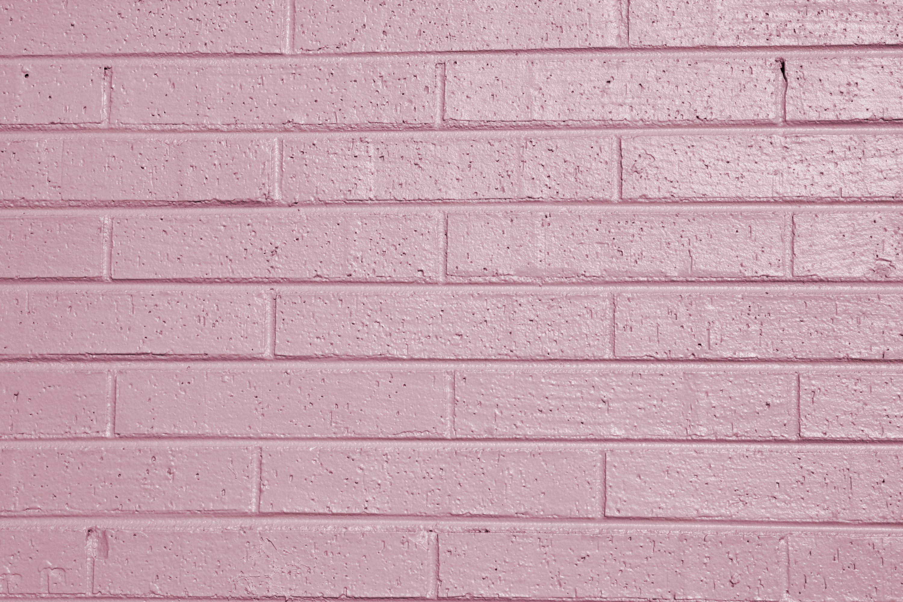 Mauve Painted Brick Wall Texture Picture Free Photograph Photos