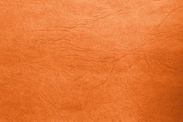 Orange Leather Texture - Free High Resolution Photo