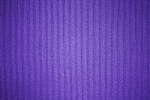 Purple Ribbed Knit Fabric Texture - Free High Resolution Photo