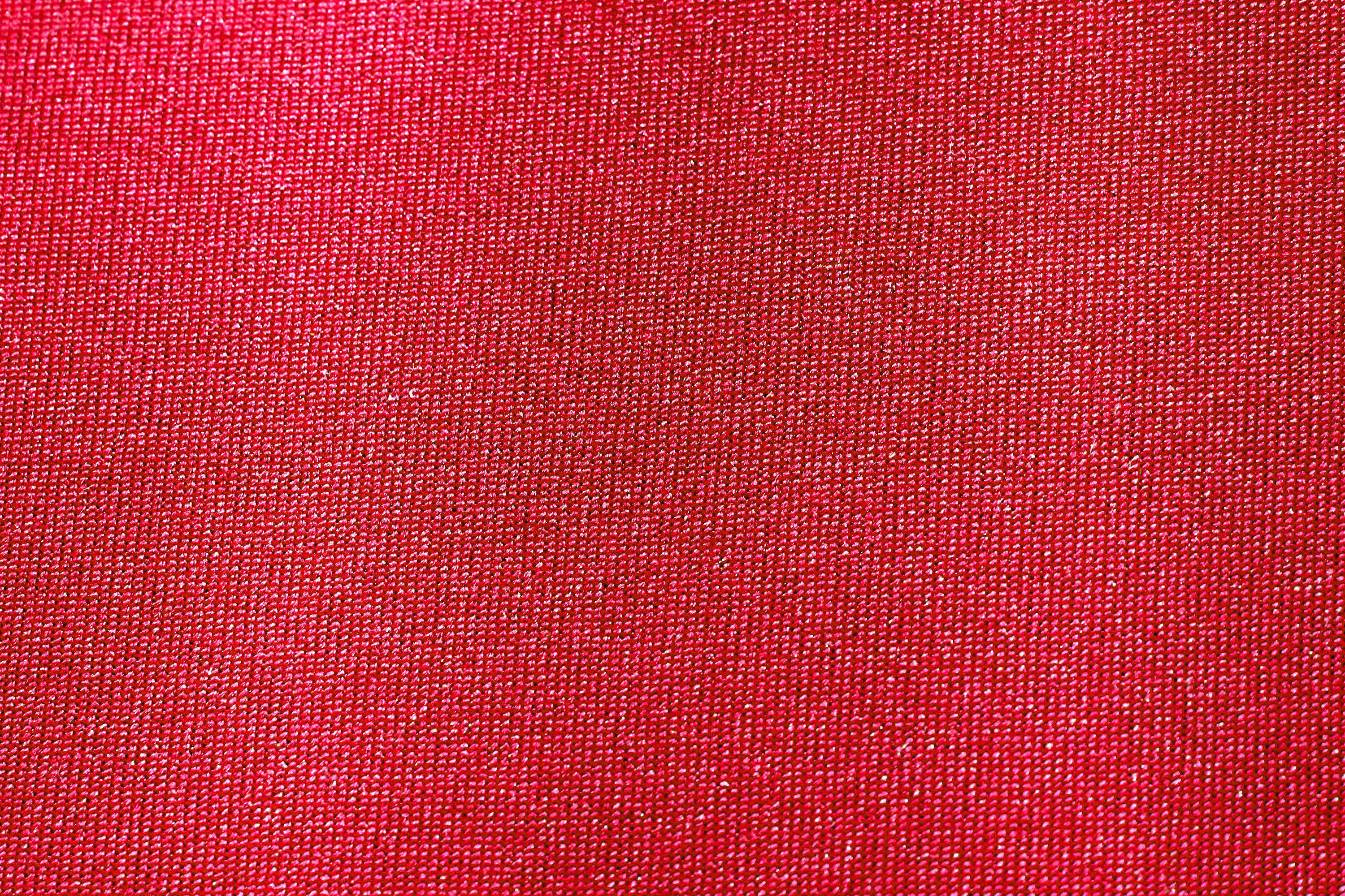 Red Nylon Fabric 34