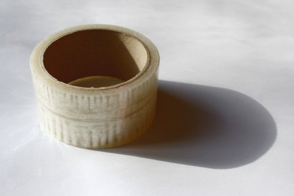 Roll of Clear Plastic Packing Tape - Free High Resolution Photo