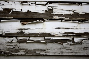 Wood Siding with Peeling Paint Texture - Free High Resolution Photo