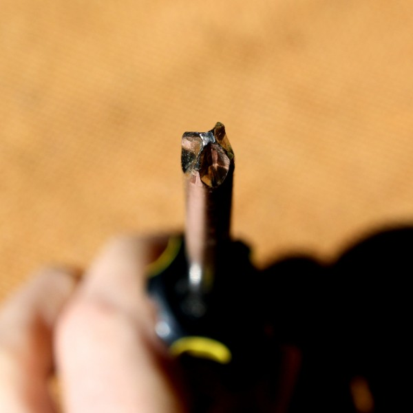 Tip of a Phillips Head Screwdriver - Free High Resolution Photo