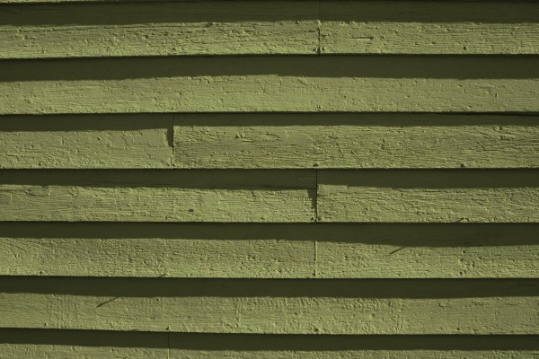Army Green Painted Wooden Siding Texture - Free High Resolution Photo