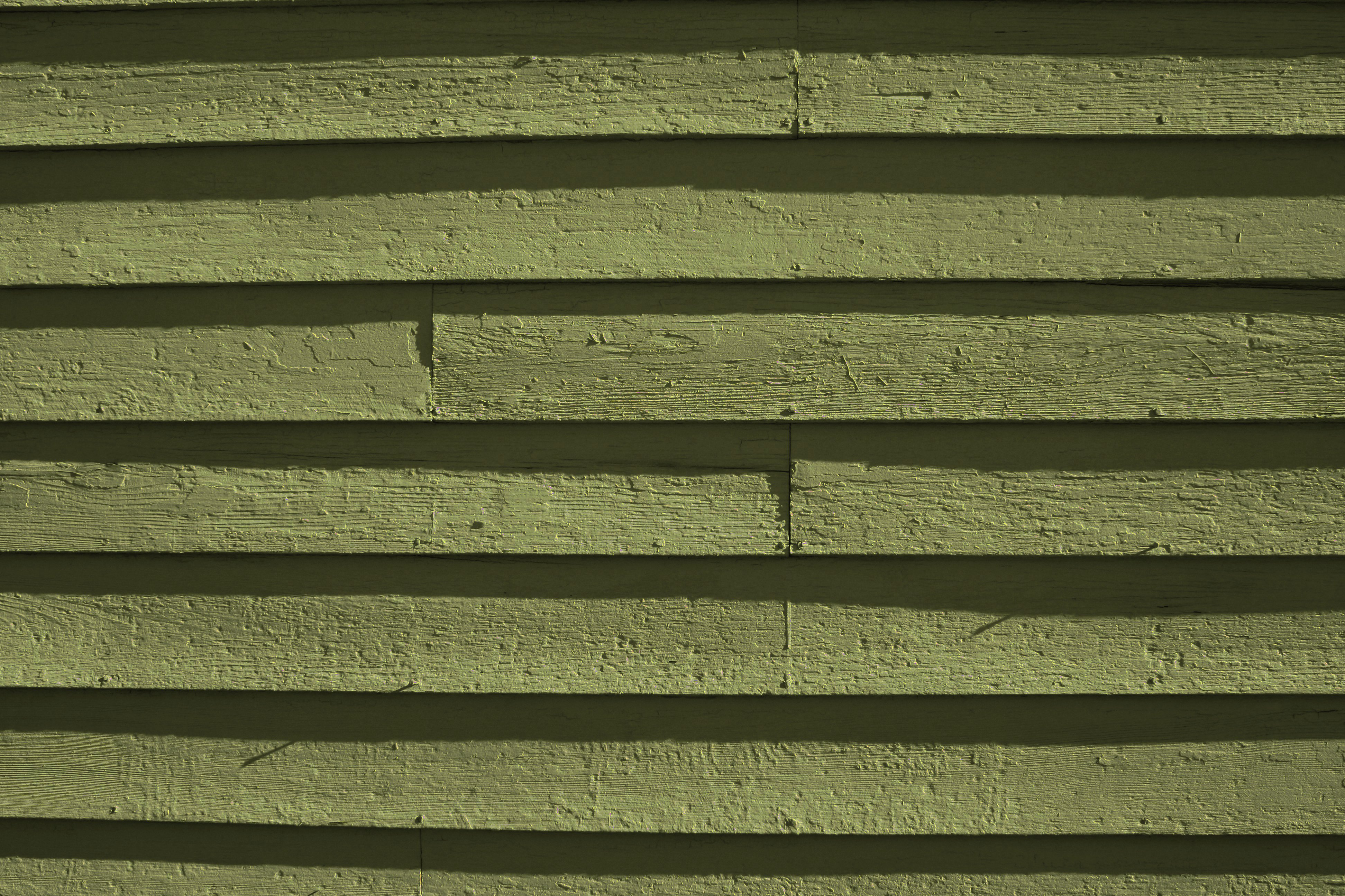 Army Green Painted Wooden Siding Texture Picture Free
