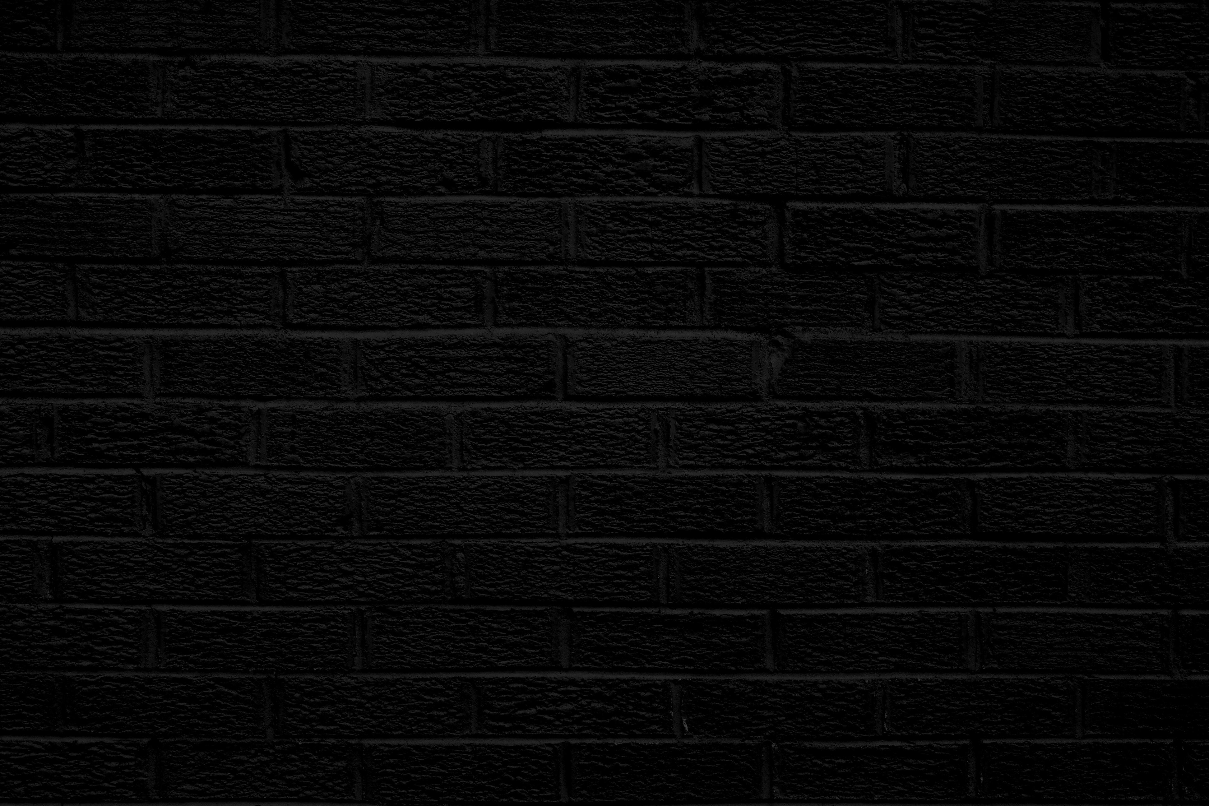 Black brick wallpaper 2017 grasscloth wallpaper for Black and white wallpaper for walls