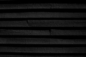 Black Painted Wooden Siding Texture - Free High Resolution Photo