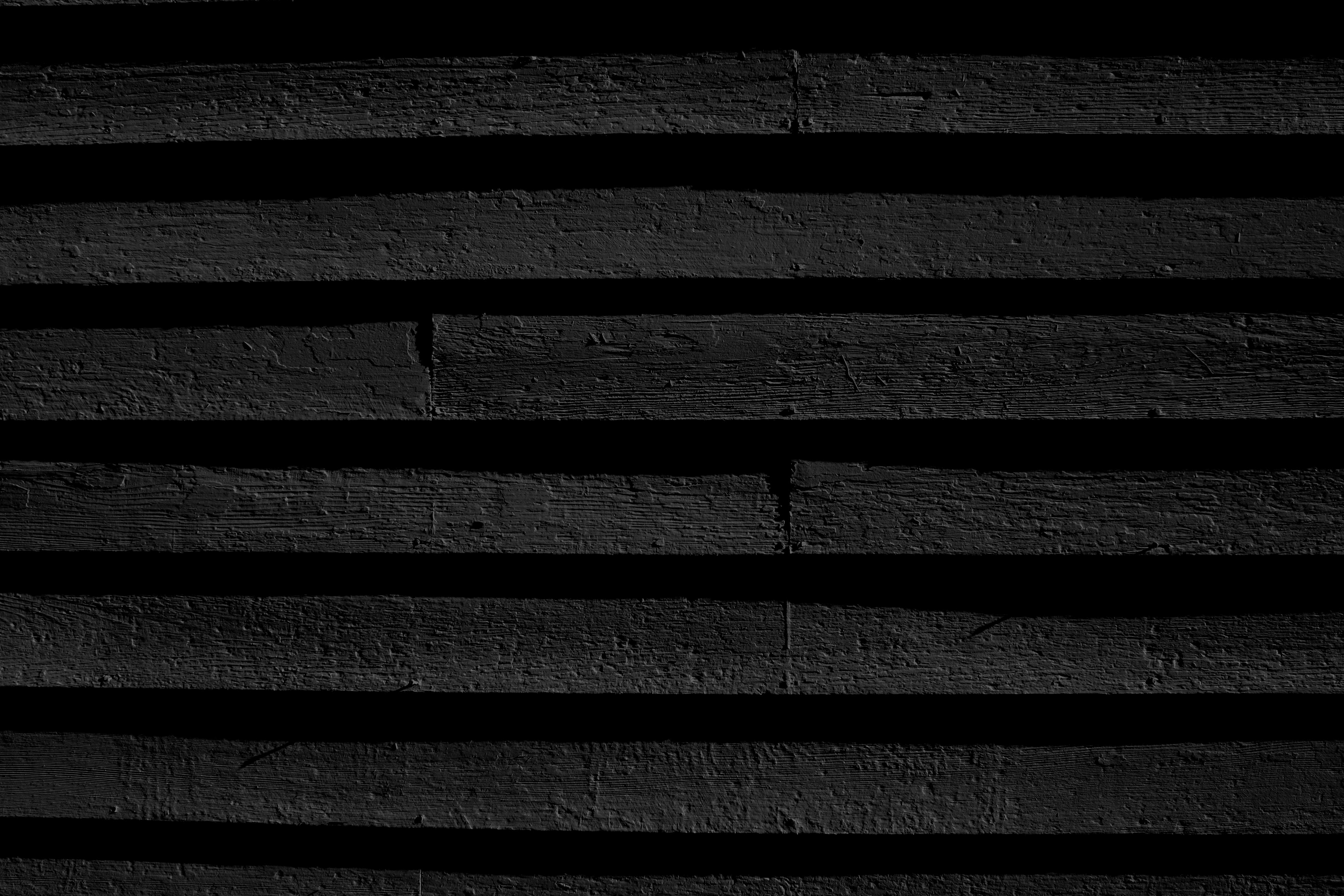 Black Painted Wooden Siding Texture Picture Free Photograph Photos Public Domain