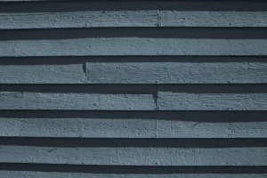 Blue Painted Wooden Siding Texture - Free High Resolution Photo