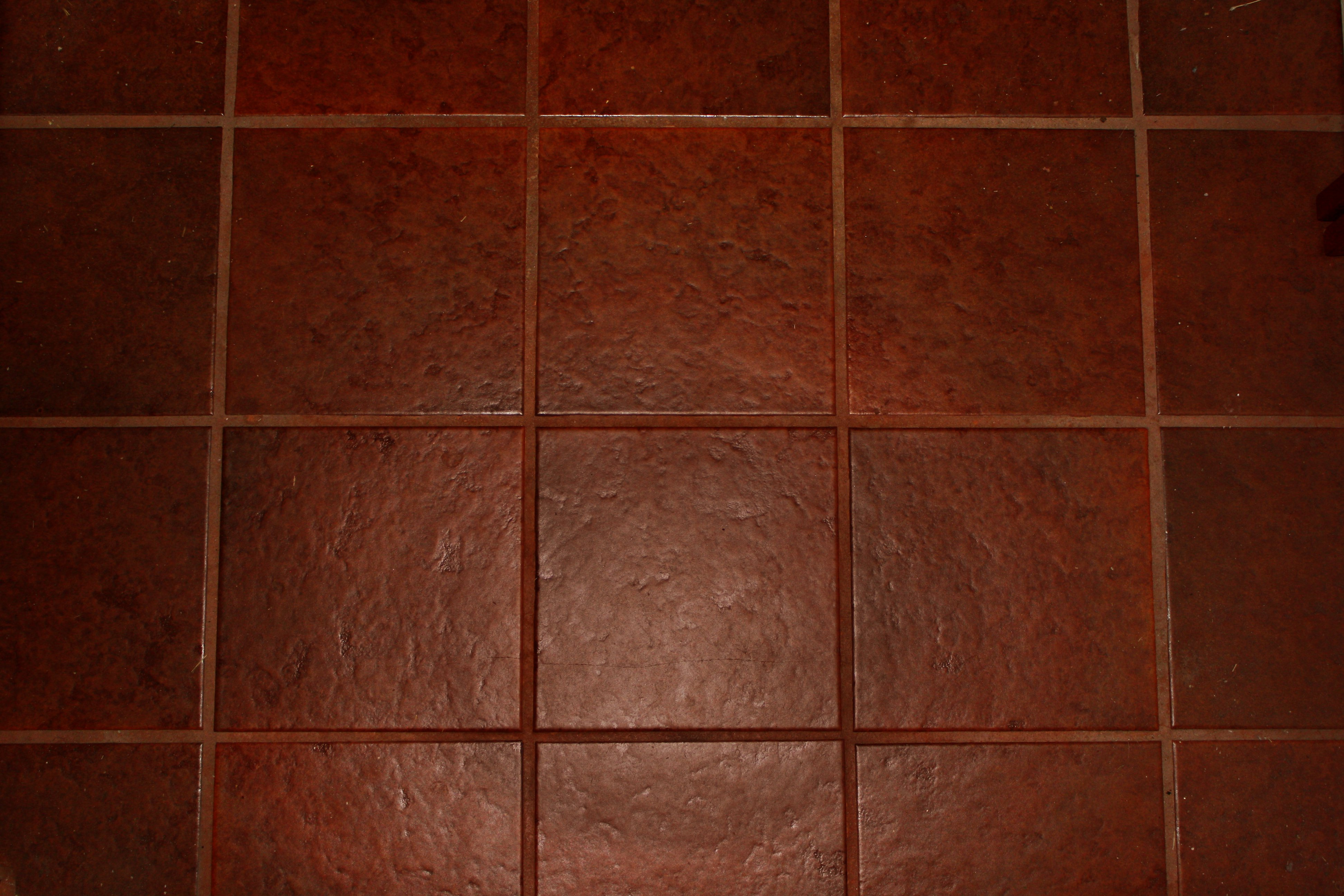 Flooring over tile in the bathroom