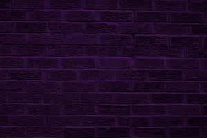 Dark Purple Brick Wall Texture - Free High Resolution Photo