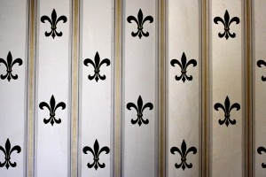 Fleur de lis Wallpaper Texture - Free High Resolution Photo