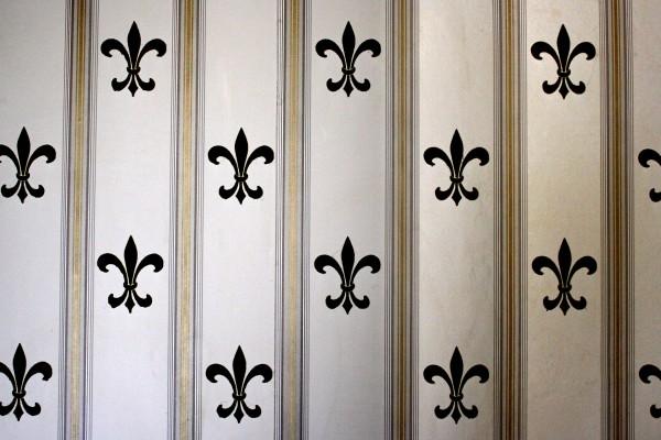 Fleur de lis Wallpaper Texture - Free High Resolution Photo