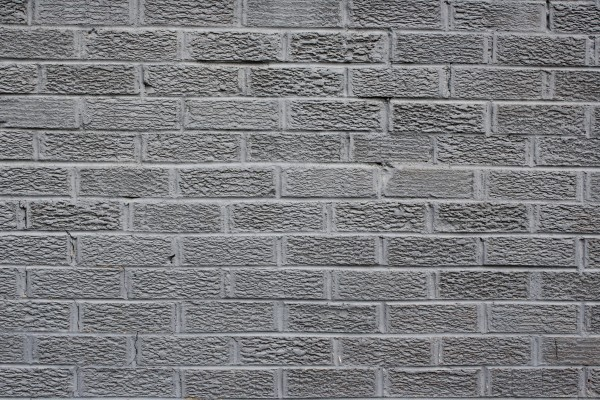 Grey Brick Wallpaper