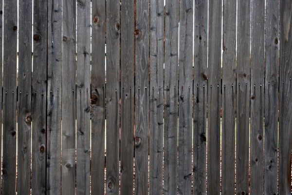 Old Weathered Wooden Fence Texture - Free High Resolution Photo
