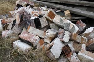 Pile of Old Bricks - Free High Resolution Photo