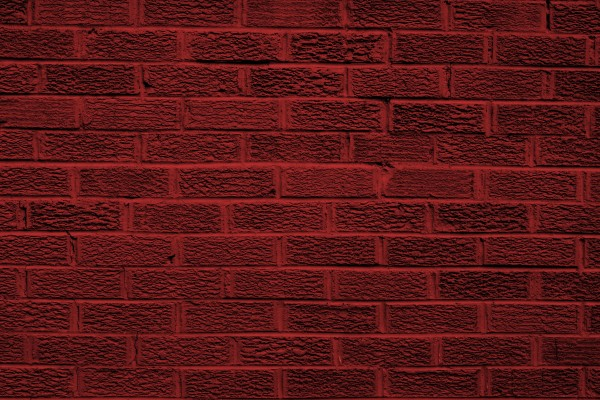 Red Colored Brick Wall Texture - Free High Resolution Photo