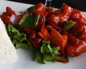 Sweet and Sour Chicken - Free High Resolution Photo