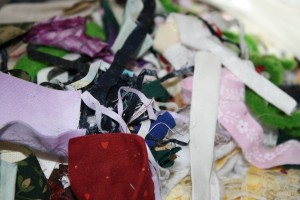 Fabric Scraps - Free High Resolution Photo