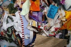 Fabric Trimmings and Cloth Scrap Pieces - Free High Resolution Photo