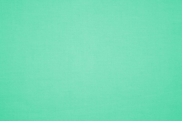 Pistachio or Aqua Green Canvas Fabric Texture - Free High Resolution Photo