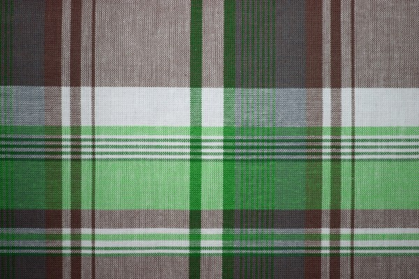 Plaid Fabric Texture Brown and Green - Free High Resolution Photo