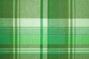 Green Plaid Fabric Texture - Free High Resolution Photo