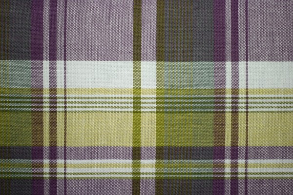 Plaid Fabric Texture Purple and Yellow - Free High Resolution Photo