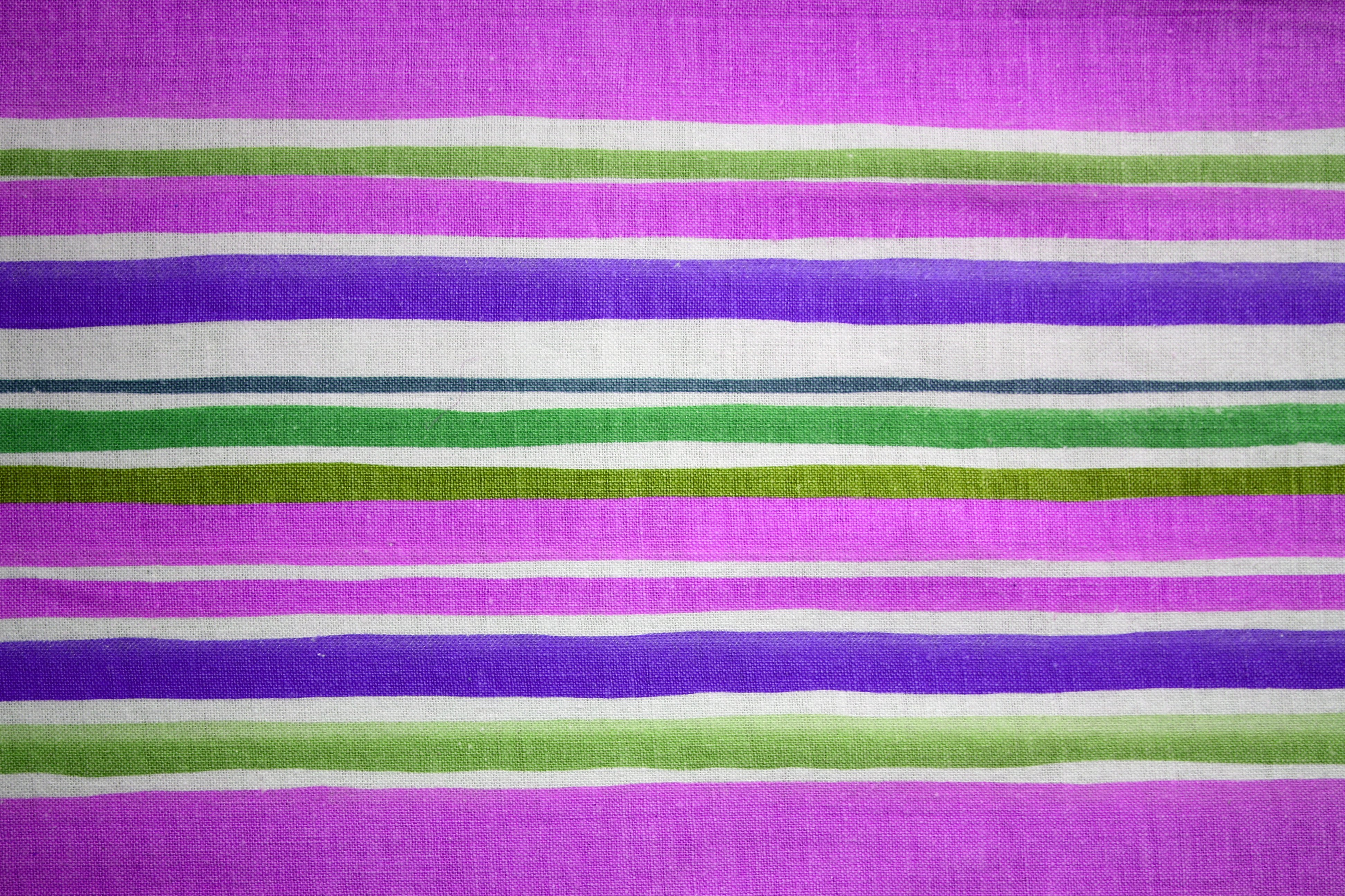 Striped Fabric Texture Purple And Green Picture Free