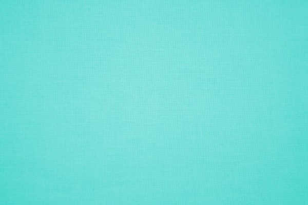 Turquoise Colored Canvas Fabric Texture - Free High Resolution Photo