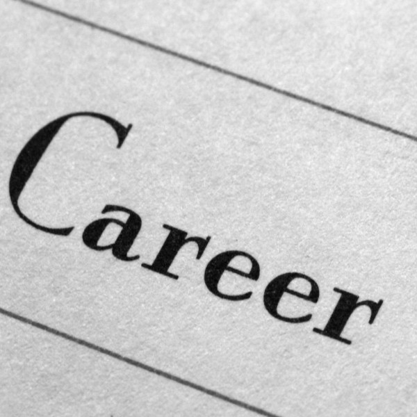 Career - free photo of the word Career