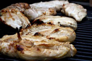 Chicken Breasts on BBQ Grill - Free High Resolution Photo