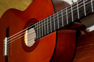 Classical Guitar - Free High Resolution Photo