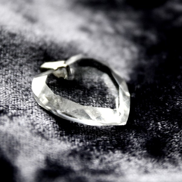 Crystal Heart Pendant - Free High Resolution Photo