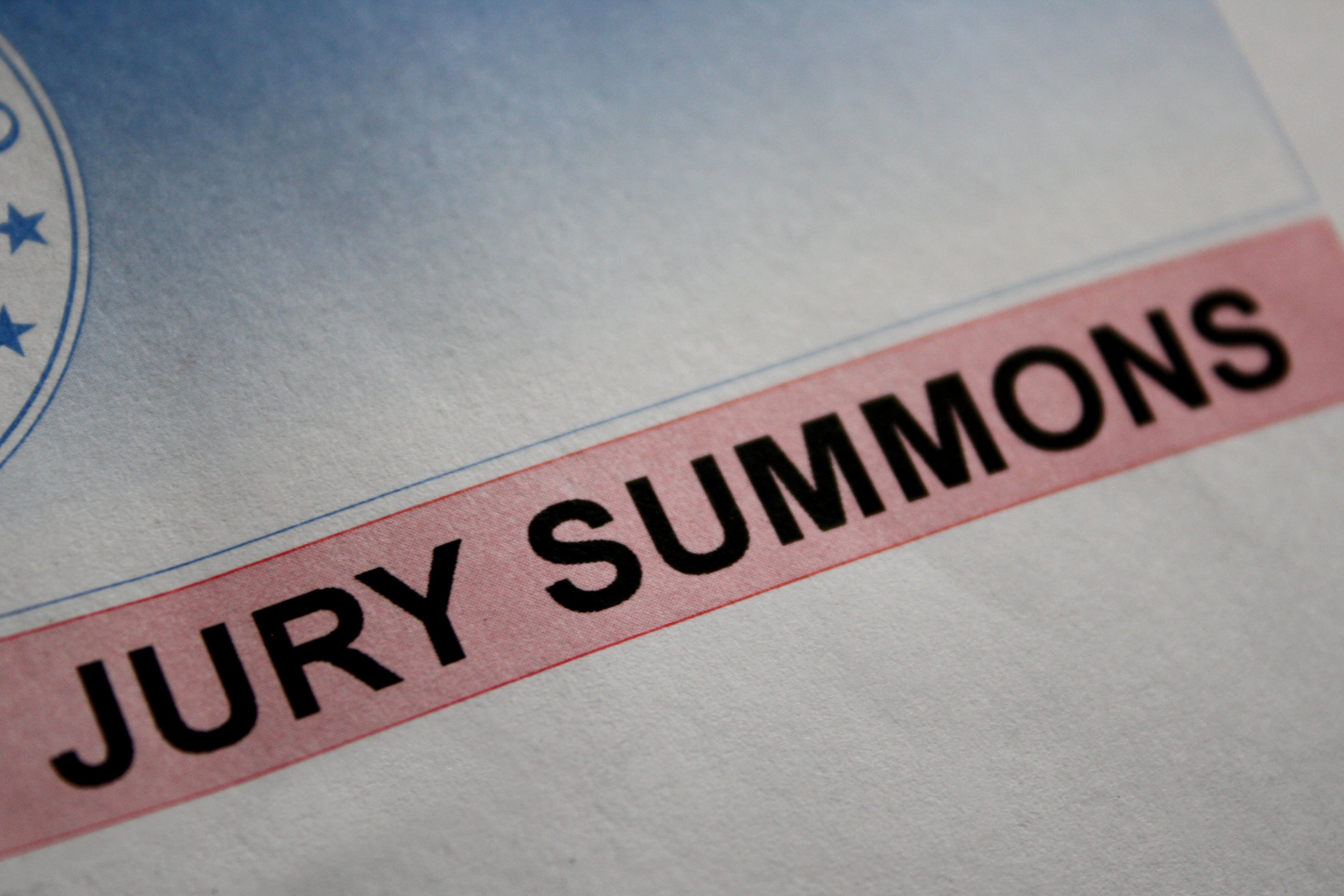 Jury Summons Picture | Free Photograph | Photos Public Domain