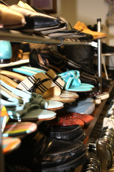 Rows of Shoes at the Thrift Store - Free High Resolution Photo