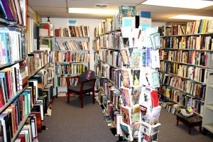 Used Bookstore - Free High Resolution Photo