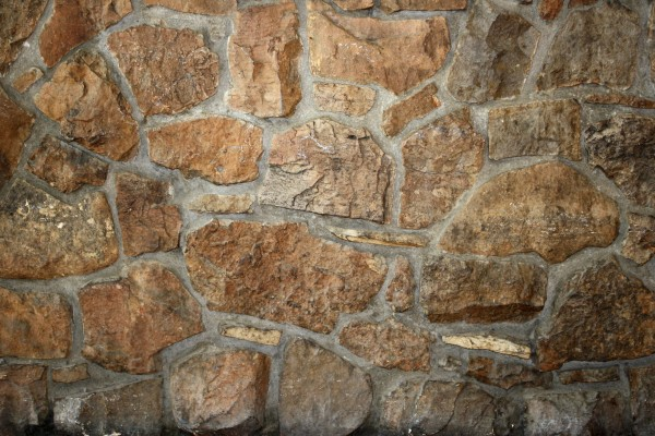 Brown Rock Wall Texture - Free High Resolution Photo