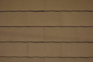 Brown Scalloped Asbestos Siding Shingles Texture - Free High Resolution Photo