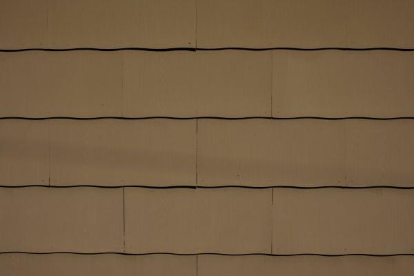 Brown Scalloped Asbestos Siding Shingles Texture - Free High Resolution Photo