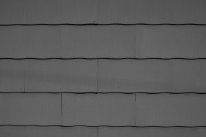 Charcoal Gray Scalloped Asbestos Siding Shingles Texture - Free High Resolution Photo