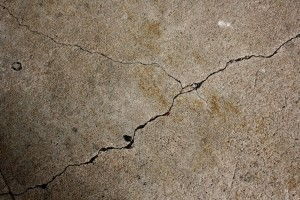 Cracks in Cement Sidewalk - Free High Resolution Photo