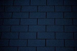 Dark Blue Asphalt Roof Shingles Texture - Free High Resolution Photo