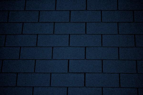 Dark Blue Asphalt Roof Shingles Texture - Free High Resolution Photo