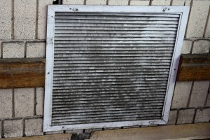 Dirty Ventilation Duct Cover - Free High Resolution Photo