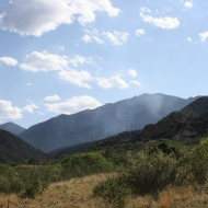 Fire in the Valley - Free High Resolution Photo