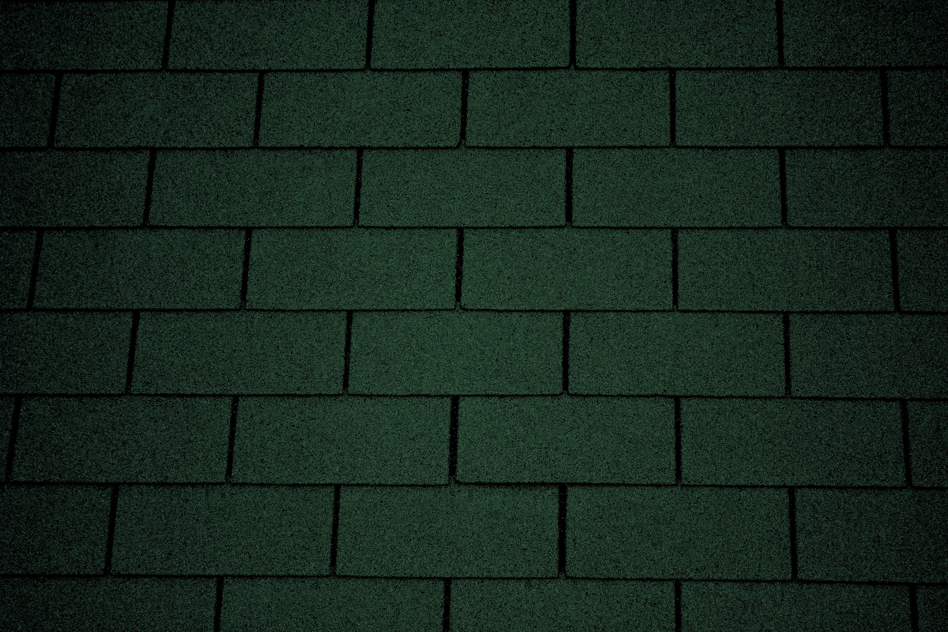 Forest Green Asphalt Roof Shingles Texture Picture Free
