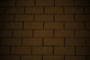 Golden Brown Asphalt Roof Shingles Texture - Free High Resolution Photo